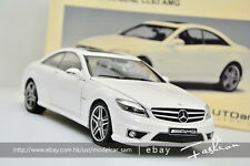 AutoArt 1:18 BENZ CL63 AMG White