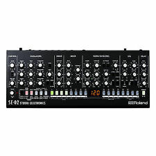 Roland Se-02 Analog Synthesizer Module Desktop 2day