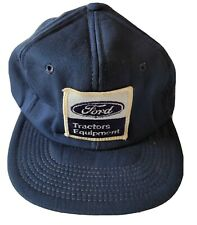 New Holland Vintage Patch Farm Tractors Trucking GOOD OL/' BOY hat PATCH
