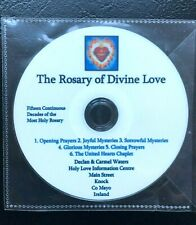 Audio CD Rosary of the Unborn 15 Mysteries + United Hearts Chaplet Holy Love