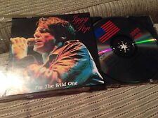IGGY POP - I'M THE WILD ONE CD ITALY LIVE IN NEW YORK BOSTON LOS ANGELES
