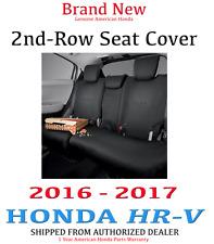 Genuine OEM Honda HR-V 2nd Second Row Seat Cover Set 16-17 HRV (08P32-T7S-110)