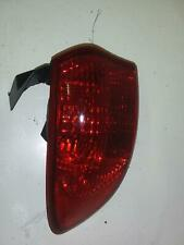 2007 subaru tribeca left driver rear tail light lamp
