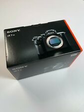 Sony a7SII RETAIL BOX ONLY