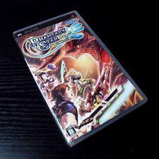 PSP Phantasy Star Portable SONY Playstation Portable JAPAN Import UMD #0104