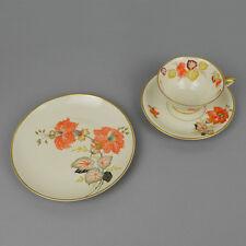 Vintage Sammeltasse ALT SCHÖNWALD Bavaria / Goldrand / floralels Dekor / cup set