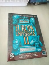 Europa Universalis II PC 2 NEW No ps1 NES SNES Sega msx Neo Geo NEC game boy