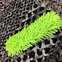 NEW Exalt Paintball Washable Pod Swab/Squeegee Cleaner Replacement Cover - Lime