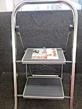 NEW!! HAILO HOUSEHOLD 2 STEP, STEP LADDER, 330 LB, K30