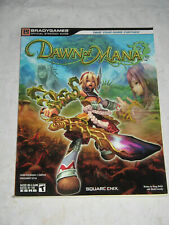 Official Strategy Guide Dawn of Mana ~ english