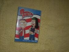 American Dad volume 1 disc 2 DVD 4 episodes