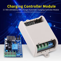 3.7V-96V 10A Battery BMS Charger Automatic Charging Controller Module zg
