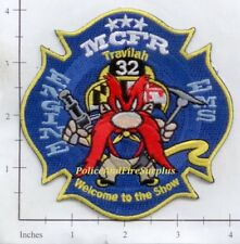 Maryland - Montgomery County Engine 32 EMS 32 MD Fire Dept Patch - Yosemite