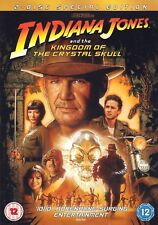 NEW = Indiana Jones And The Kingdom Of The Crystal Skull =2 DISC SPECIAL EDITION