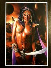 Barbarella/Dejah Thoris #2 VIRGIN VARIANT EXCLUSIVE LTD 400 NM+