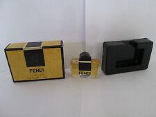 Vintage Fendi 5 ML Eau de Toilette EDT Miniature Mini Donna Original Special