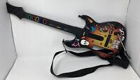 Guitar Hero Nintendo Wii Red Octane Sunburst Controller