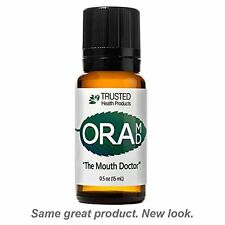 The Mouth Doctor - Toothpaste for Gum Disease (Gingivitis) Bleeding Gums - .5 oz