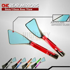 CNC Aluminum Triangle Rearview Side Mirror For BMW K1600 GT/GTL 11-17 K1300