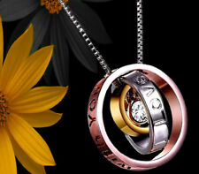 Womens Gifts for her unusual Mum necklace christmas rosegold silver Mother Mummy