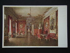 OLD IMPERIAL CASTLE VIENNA PINK SALOON OF THE ALEXANDER APPARTMENT POSTCARD