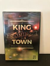 JIMMY SWAGGART A King Is Coming To Town (2015, DVD, CD) BRAND NEW: 14 Tracks