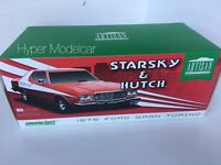 GREENLIGHT 1/18 Ford Gran Torino Coupè 1976 Starsky & Hutch Art. 19017