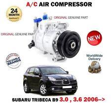 FOR SUBARU TRIBECA 3.0 3.6 B9 2006 > NEW ORIGINAL AC AIR CONDITION COMPRESSOR
