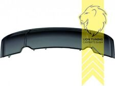 Rear approach REAR SPOILER DIFFUSER FOR VW POLO 6C R-LINE LOOK