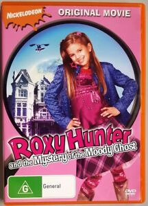 Roxy Hunter and the Mystery of the Moody Ghost (DVD, 2008) Nickelodeon (Reg. 4)