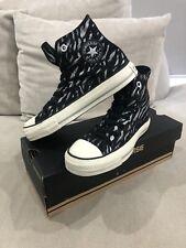 New Rare Womens CONVERSE Zebra Chuck Taylor All Star High Top Sneaker US 5 [272