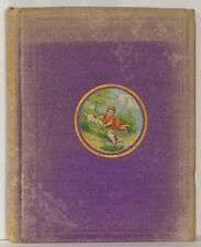 Stories of Funny People illustrated travelogue for children circa 1870