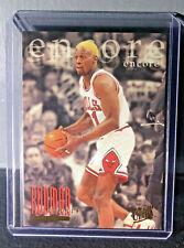 1995-96 Dennis Rodman Fleer Ultra #337 Encore Basketball Card