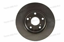 Brake Disc Single Vented fits LEXUS LS460 F4 4.6 Rear Right 2008 on 335mm ADL