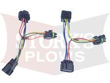 07+ GM 1500 Headlight Adapter Chevy Curtis 1HL11 Hiniker 38813081