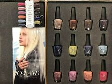 Opi Iceland Collection Fall 2017 Nail Lacquer Set of 12