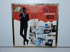 SOUNDTRACK - JAMES BOND GREATEST 'GROOTSTE' HITS (LIBERTY 1A 064-83238) LP VINYL
