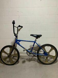 Vintage Webco BMX Bike w  Magnesium MAGS Looptail Mongoose Redline Cook DG GT