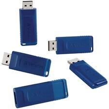 Verbatim 99810 16GB USB Flash Drive, 5 pk