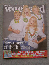 Weekend Magazine - Michael Sheen, Paul Young, Natalie Cole, Charlie Dimmock