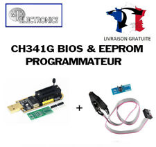 CH341G CH341 USB Programmateur / MacBook / BIOS / EEPROM / TV / Carte-Mère