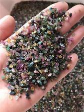 100% Natural TOURMALINE MIX 3-6mm tumbled 1/4 lb  xmini  bulk stones