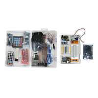 Ultimate Starter Learning Kit for Arduino UNO R3 LCD1602 Servo Processing Motor