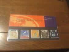 GB 1995 Peace & Freedom Presentation Pack No 257
