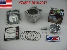 2010-17 Yamaha YZ450F YZ 450F STD Bore 97mm Cylinder Piston Gasket kits 12.8:1