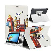 Housse Etui Motif MV16 Universel L pour Tablette Archos 97 Platinum HD