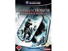 ## Medal of Honor: European Assault (Deutsch) Nintendo GameCube USK18 Spiel ##