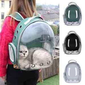 Pet carrier bag  Dog&Cat Backpack Travel Space Capsule Cage Pet Transport Bag