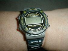 NICE USN Quest Sports Style Alarm-Chrono LCD Digital Chronograph Watch