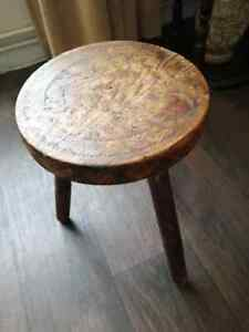 Vintage or Antique stool